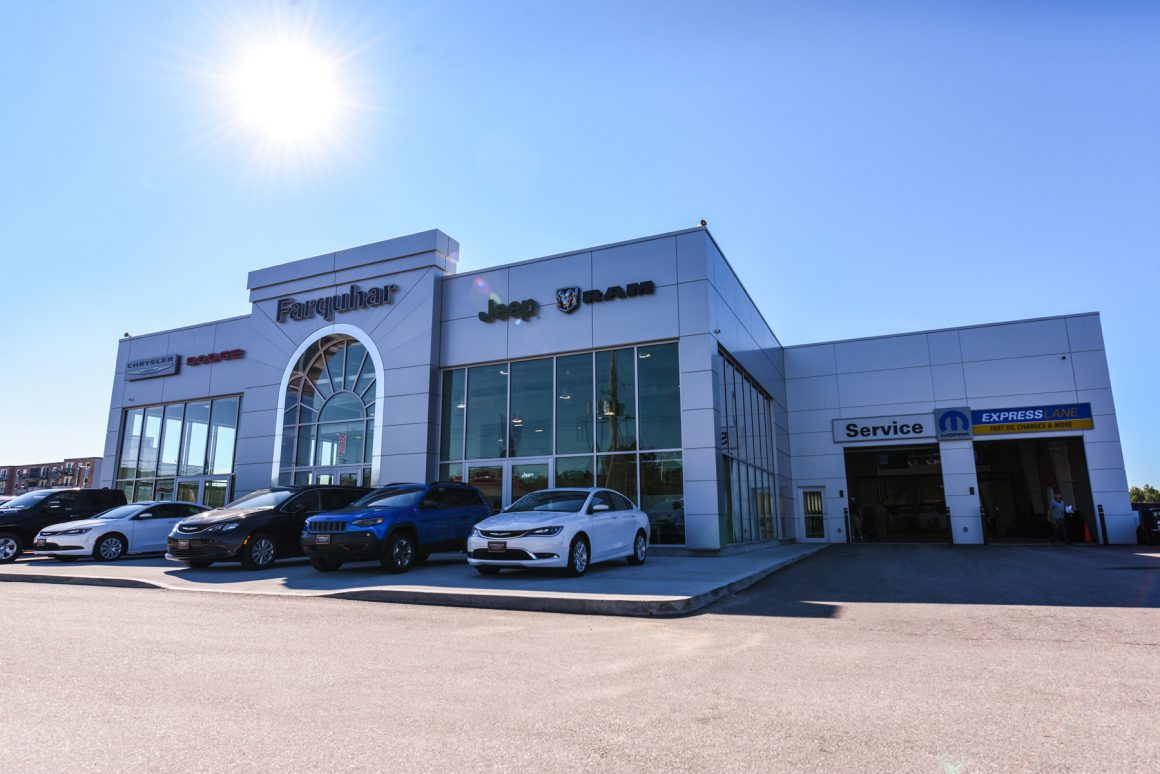 Farquhars Chrysler Jeep Dodge - North Bay