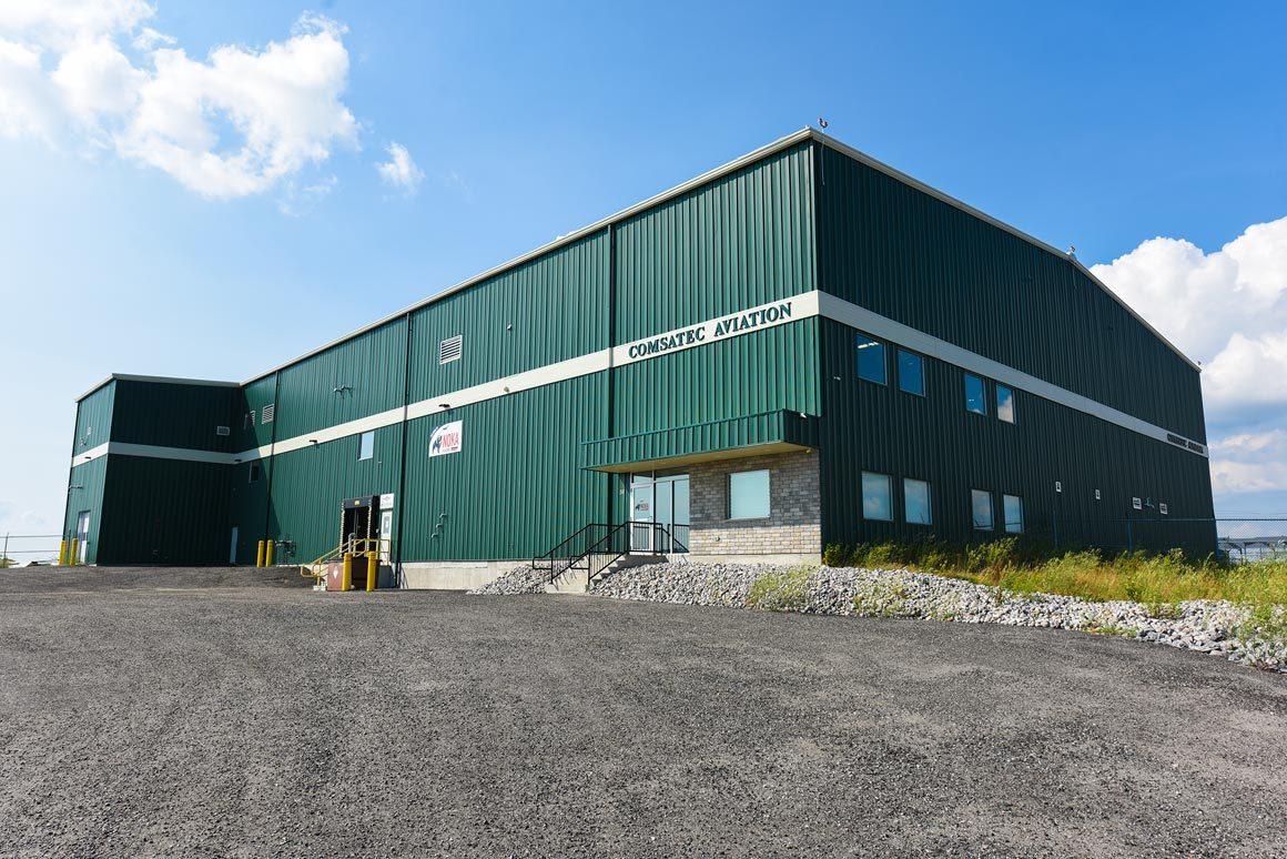 Comsatec Aviation - North Bay
